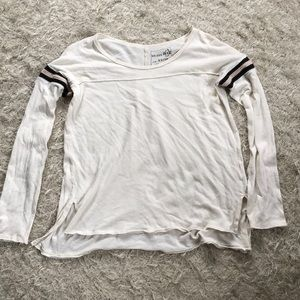 Free people white shirt